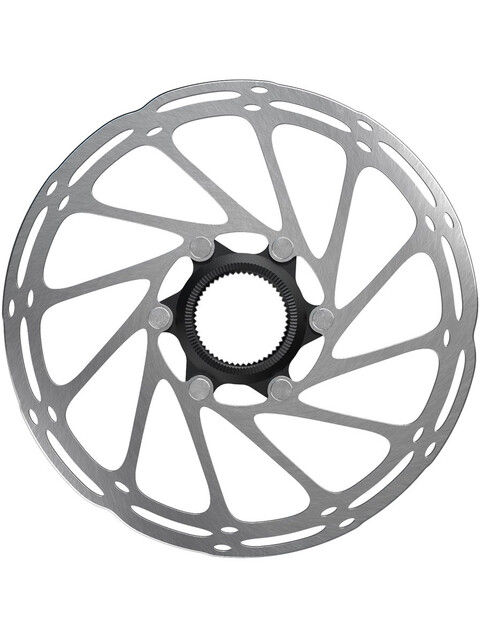 SRAM Centerline - Disco de freno - Center Lock Rounded Plateado